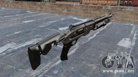 Escopeta Crysis 2 para GTA 4 segundos de pantalla
