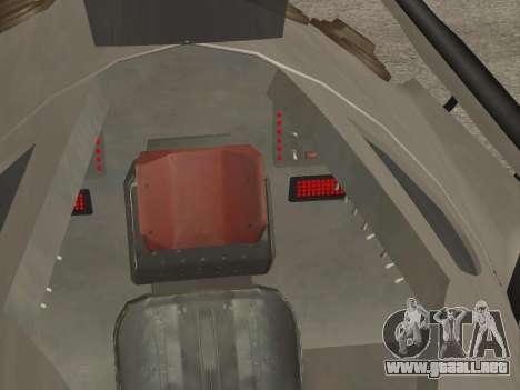 FARSCAPE modul para la vista superior GTA San Andreas