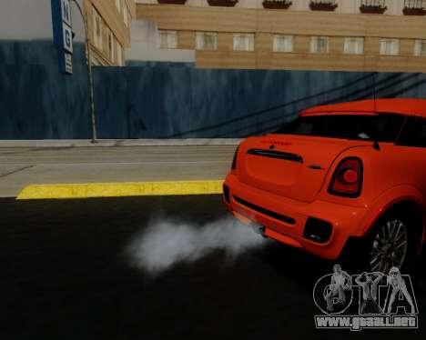 MINI Cooper S 2012 para las ruedas de GTA San Andreas