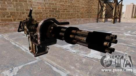 Ametralladora GAU-19 para GTA 4