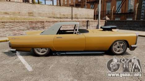 Peyote 1950 para GTA 4 left