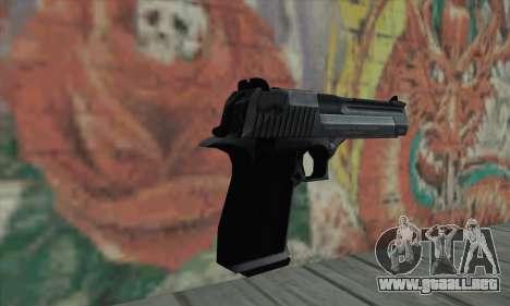 Supongo que todos tenemos águila negra para GTA San Andreas segunda pantalla