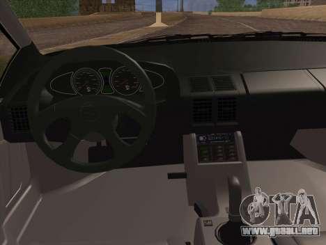 Cizeta Moroder V16T 1988 para la visión correcta GTA San Andreas