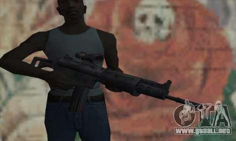 FN FNC para GTA San Andreas tercera pantalla