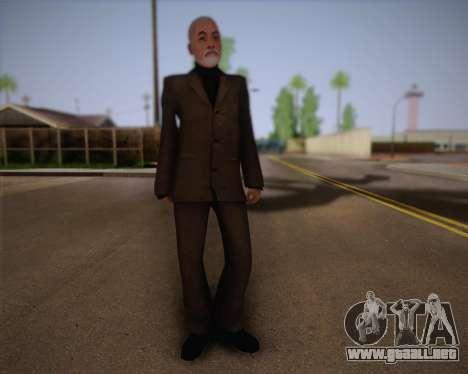 El Dr. Breen para GTA San Andreas