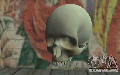 Cráneo para GTA San Andreas