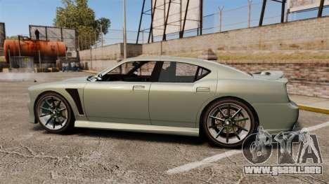 GTA V Bravado Buffalo STD8 para GTA 4 left