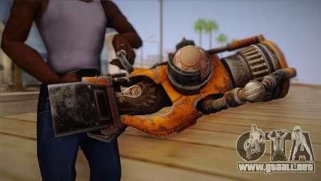 Escopeta de Bulletstorm para GTA San Andreas