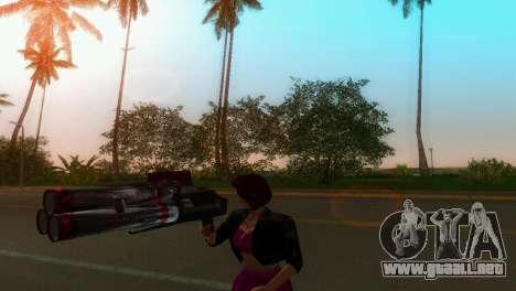 Rocket Launcher UT2003 para GTA Vice City segunda pantalla