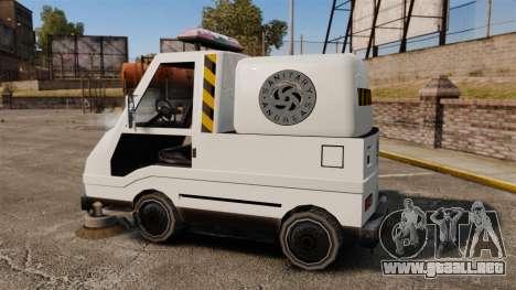 GTA SA Washer para GTA 4 left