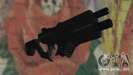 Rifle de Timeshift para GTA San Andreas