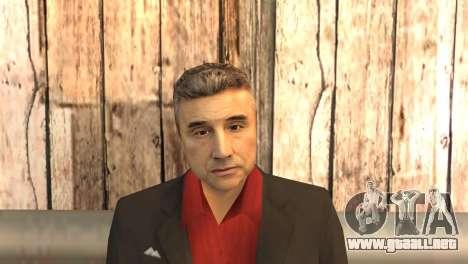 Jefe de la mafia para GTA San Andreas tercera pantalla