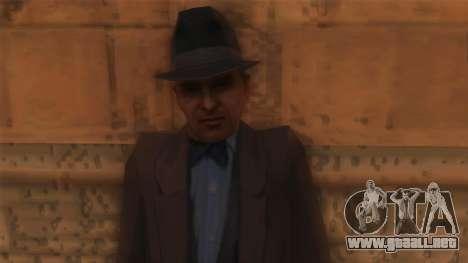 Sam de la mafia para GTA San Andreas tercera pantalla