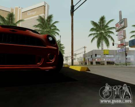 MINI Cooper S 2012 para el motor de GTA San Andreas
