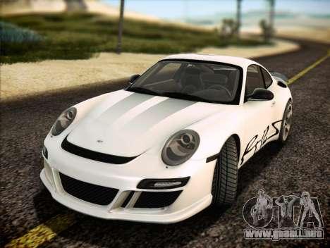 RUF RT12S para el motor de GTA San Andreas