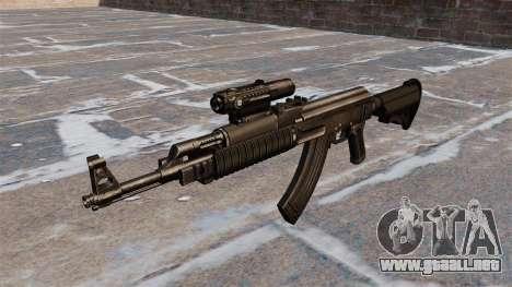 Engranaje táctico AK-47 para GTA 4