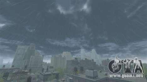El tiempo en Australia para GTA 4 adelante de pantalla
