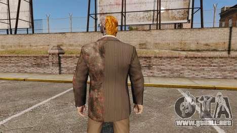 Harvey Dent (dos caras) para GTA 4 segundos de pantalla