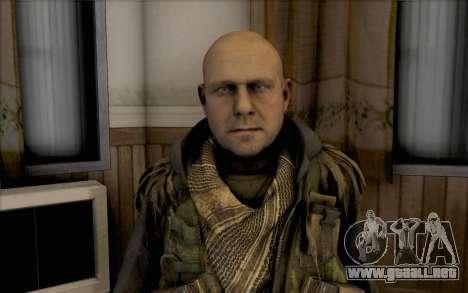COO-COO de Crysis 3 para GTA San Andreas