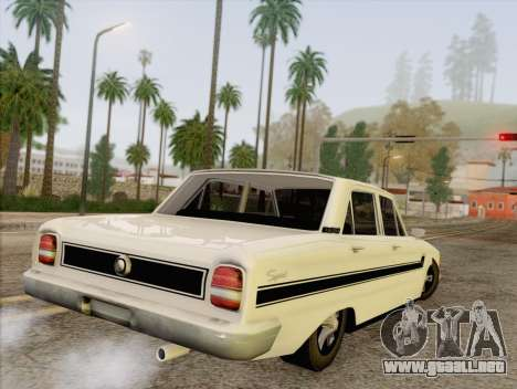 Ford Falcon para GTA San Andreas left