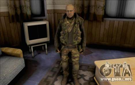 COO-COO de Crysis 3 para GTA San Andreas segunda pantalla