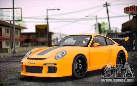 RUF RT12R para la vista superior GTA San Andreas