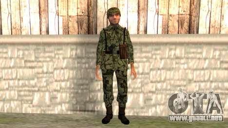 Soldados fascistas para GTA San Andreas