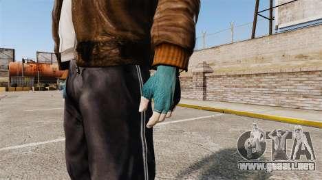 Guantes para GTA 4