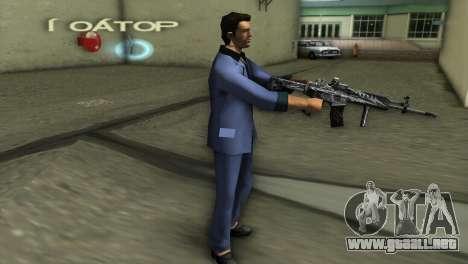 K-2 para GTA Vice City sucesivamente de pantalla