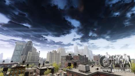 El tiempo en Australia para GTA 4 tercera pantalla