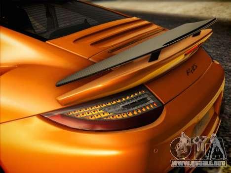 RUF RT12S para visión interna GTA San Andreas