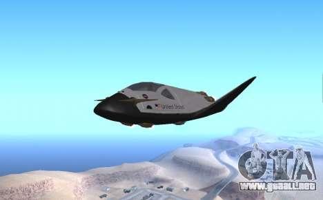 FARSCAPE modul para GTA San Andreas