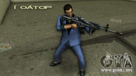 K-2 para GTA Vice City