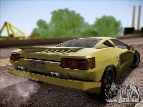 Cizeta Moroder V16T 1988 para GTA San Andreas left