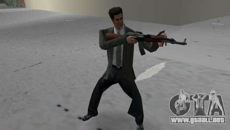 Kalashnikov para GTA Vice City