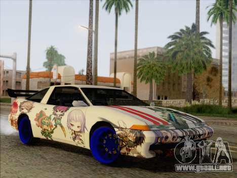 Uranus Grand Chase Texture para GTA San Andreas