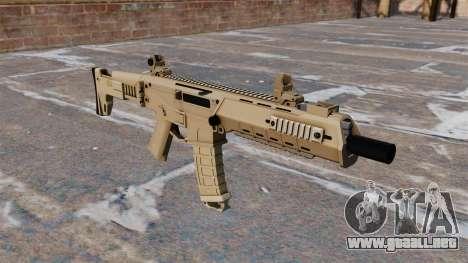 Rifle de asalto Magpul Masada para GTA 4