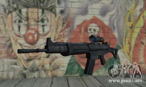 FN FNC para GTA San Andreas