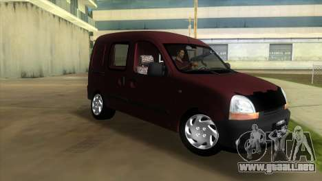 Renault Kangoo para GTA Vice City left