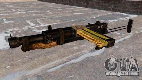 Automático-cabrón - para GTA 4 tercera pantalla