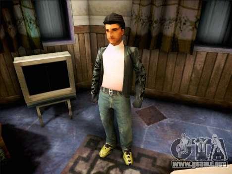 El bandido de GTA Vice City para GTA San Andreas