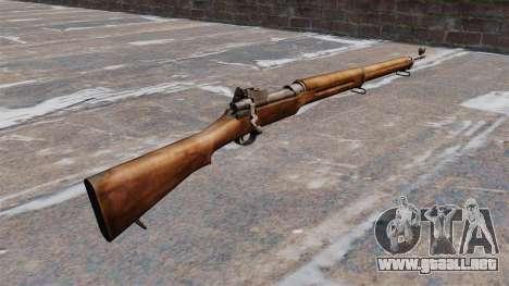 M1917 Enfield Rifle para GTA 4 segundos de pantalla