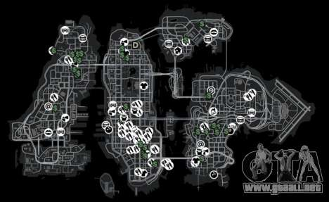 Big City Life script v0.2 para GTA 4 adelante de pantalla