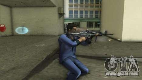 K-2 para GTA Vice City segunda pantalla