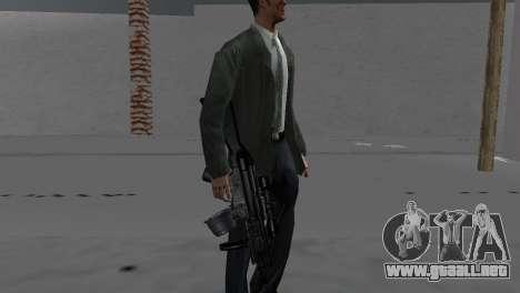 Custom MP5 para GTA Vice City quinta pantalla