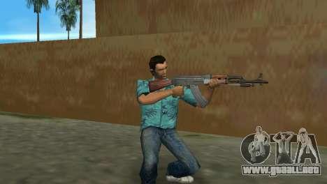 Tipo-56 para GTA Vice City segunda pantalla
