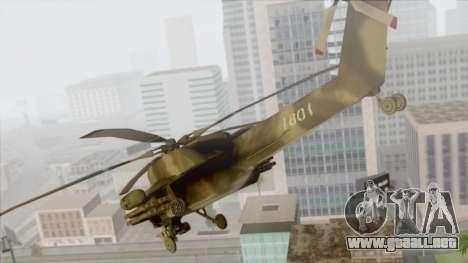 Mi-28 para GTA San Andreas left