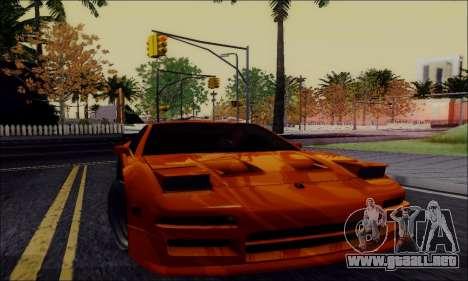 Acura NSX Drift para la visión correcta GTA San Andreas