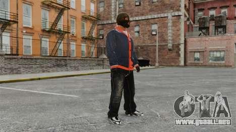 Franklin Clinton v2 para GTA 4 segundos de pantalla