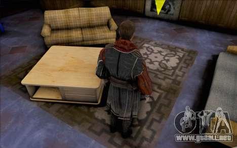 Maquiavelo de ACB para GTA San Andreas tercera pantalla